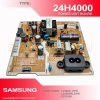POWER SUPPLY SAMSUNG 24H4000 24H4003 24H4100 24H4150 PART CODE L23S0D_EPN L23S0DN_EPN E231898