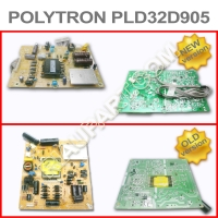 POLYTRON PLD32D900 PLD32D905 PLD32D906 POWER SUPPLY REGULATOR