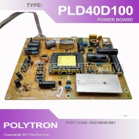 POLYTRON PLD40D100 PLD40T100 40D100 40T100 POWER SUPPLY  REGULATOR TV
