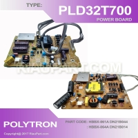 POLYTRON PLD32T100 PLD32D100 PLD32T700 PLD32D700 PLD32T710 PLD32D710 PLD32T715 PLD32D715 POWER SUPPLY REGULATOR