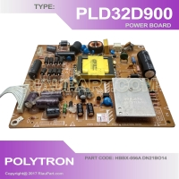 POLYTRON PLD32D900 PLD32T900 PLD32D905 PLD32T905 PLD32D906 PLD32T906 POWER SUPPLY PART CODE HBBX-056A DN21BO14