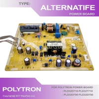 POWER SUPPLY ALTERNATIF POLYTRON PLD32D710 PLD32T7100 PLD32D715 BAGUS