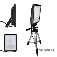 LAMPU MINI STUDIO FOTO 20 WATT LED DIFFUSER SYSTEM