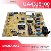 POWER SUPPLY SAMSUNG UA43J5100AKPXD UA43J5100AK UA43J5100 43J5100