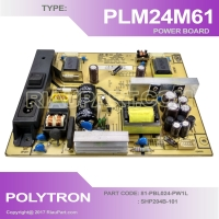 REGULATOR POWER SUPPLY POLYTRON PLM 24M61 SHP2404A-101