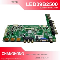 MAINBOARD TV CHANGHONG LED39B2500 39B2500 CODE JUG7.820.1358 LS0B 2012.08.08