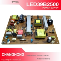 POWER SUPPLY - REGULATOR TV LCD CHANGHONG LED32B2500 32B2500 HS100D-1MD11 R-HS100D-1MF12