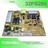 PSU - REGULATOR TV POWER SUPPLY TOSHIBA 32PS200 V71A00026800 L063R001L