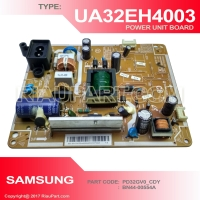 POWER SUPPLY TV SAMSUNG UA32EH4003 32EH4003 PD32GV_CDY BN44-00554A
