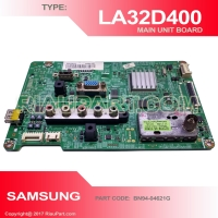 MAINBOARD MESIN TV SAMSUNG LA32D400 BN94-04621G