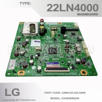 MAINBOARD MESIN TV LG LED LG 22LN4000 EAX65096204 22MA33C/22LN400