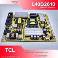 PSU POWER SUPPLY REGULATOR TV LED TCL L48B2610 PART CODE SH140227902879