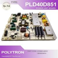 POWER SUPPLY - PSU TV LCD POLYTRON PLD40D851 PLD40T851 40D851 40T851