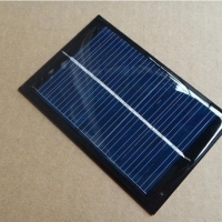 SOLAR CELL PANEL SURYA 6V 0.6W Polycrystaline UNTUK CHARGER DIY