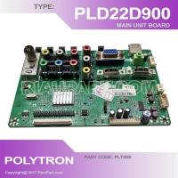 MESIN TV - MAIN UNIT - MAINBOARD TV LCD POLYTRON PLD22D900 PLD22D901 - PLD-22D901 - PLT59S