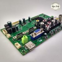 MESIN TV MAIN UNIT MAINBOARD TV LCD POLYTRON PLD24D800 PLD24T800  PLD-24D800 PLT59SV8.0B 0L WA-D E302752